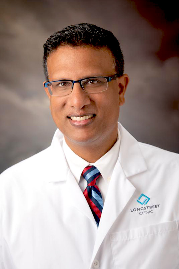 Dr. Francis Nuthalapaty