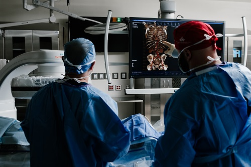 endovascular suite at ngmc small photo